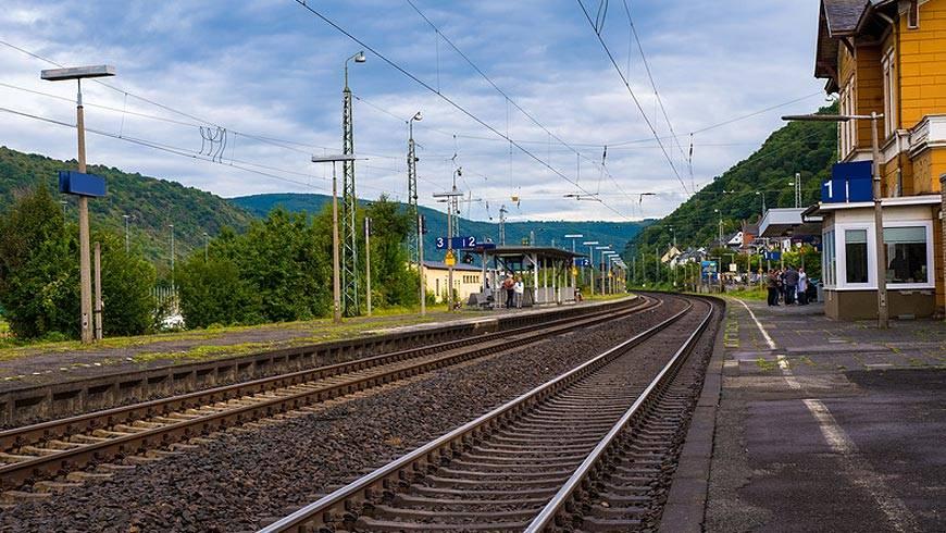 Fret Ferroviaire Arrêté Depuis Août Dans La Vallée Du Rhin