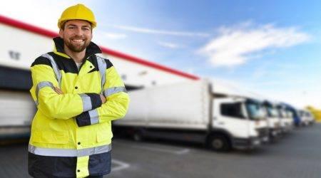 Les Vêtements Pour Le Transport Et La Logistique